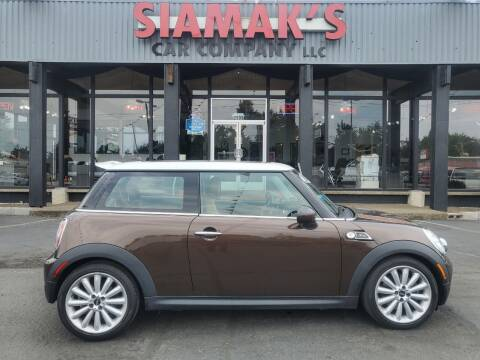 2010 MINI Cooper for sale at Siamak's Car Company llc in Salem OR