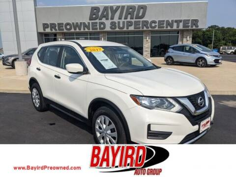 2017 Nissan Rogue for sale at Bayird Truck Center in Paragould AR