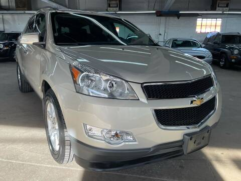 2012 Chevrolet Traverse for sale at John Warne Motors in Canonsburg PA