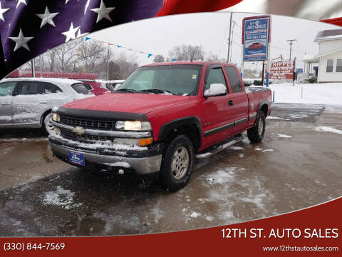2002 Chevrolet Silverado 1500 for sale at 12th St. Auto Sales in Canton OH