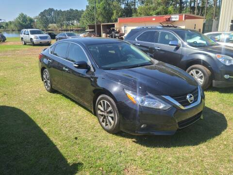 2016 Nissan Altima for sale at Lakeview Auto Sales LLC in Sycamore GA