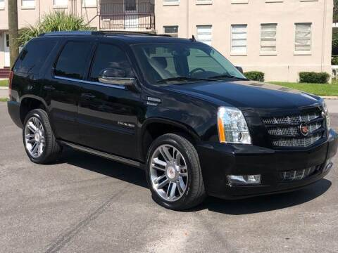 2013 Cadillac Escalade for sale at Consumer Auto Credit in Tampa FL