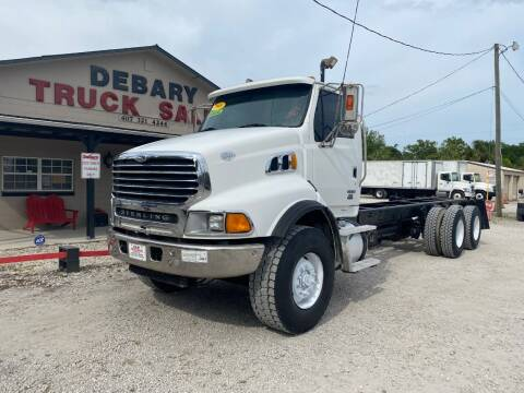2008 Sterling L9500 Series for sale at DEBARY TRUCK SALES in Sanford FL