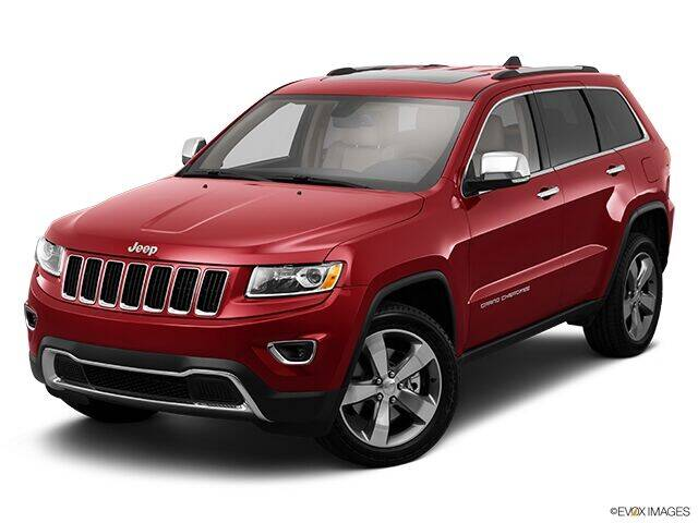 2014 Jeep Grand Cherokee for sale at TETERBORO CHRYSLER JEEP in Little Ferry NJ