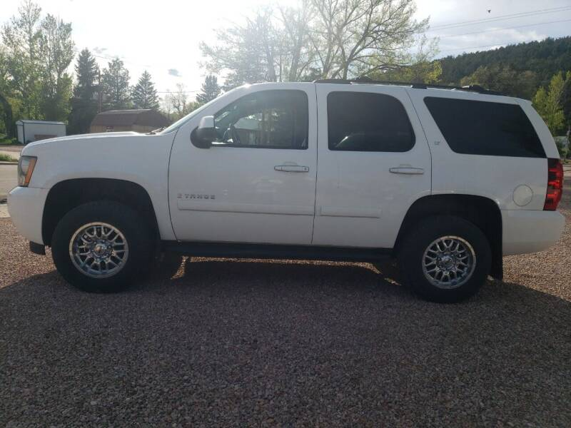 2009 Chevrolet Tahoe for sale at HomeTown Motors in Gillette WY