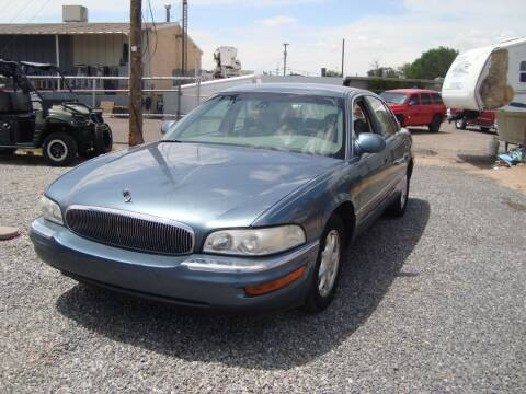 2001 Buick Park Avenue for sale at One Community Auto LLC in Albuquerque NM