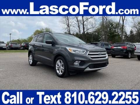 2018 Ford Escape for sale at LASCO FORD in Fenton MI