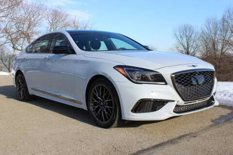 2018 Genesis G80 for sale at Harrison Auto Sales in Irwin PA