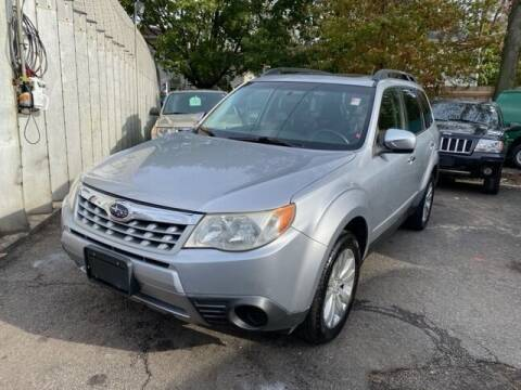 2012 Subaru Forester for sale at Drive Deleon in Yonkers NY