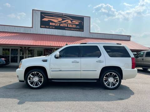 2007 Cadillac Escalade for sale at Ridley Auto Sales, Inc. in White Pine TN