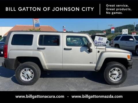 2006 HUMMER H3 for sale at Bill Gatton Used Cars - BILL GATTON ACURA MAZDA in Johnson City TN