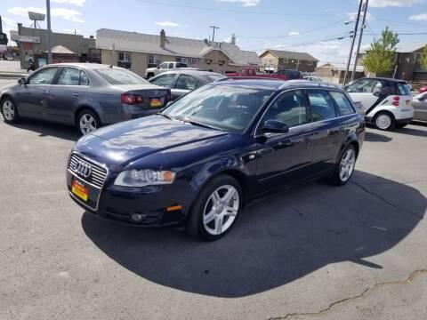 2007 Audi A4 for sale at Cool Cars LLC in Spokane WA