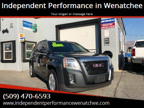 2011 GMC Terrain for sale at Independent Performance Sales & Service in Wenatchee WA