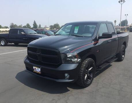 2016 RAM Ram Pickup 1500 for sale at My Three Sons Auto Sales in Sacramento CA