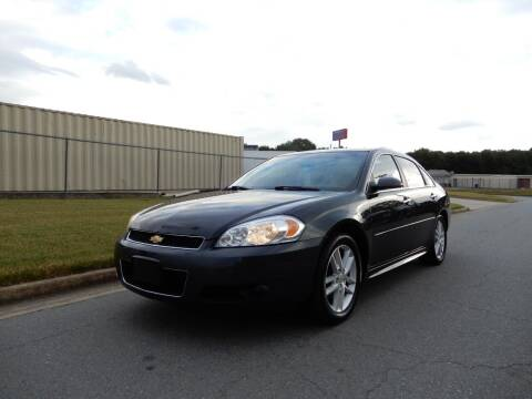 2014 Chevrolet Impala Limited for sale at United Traders Inc. in North Little Rock AR
