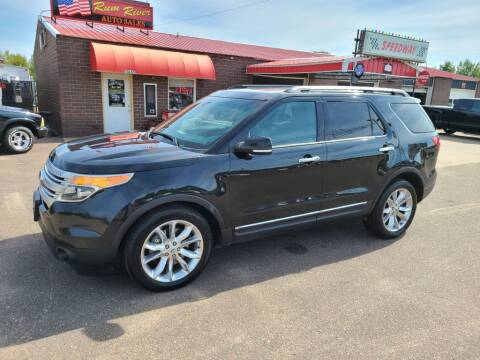 2013 Ford Explorer for sale at Rum River Auto Sales in Cambridge MN
