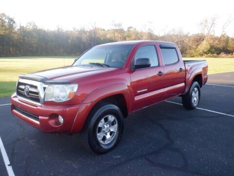 2006 Toyota Tacoma for sale at MIKES AUTO CENTER in Lexington OH