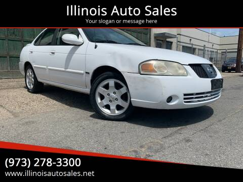 2006 Nissan Sentra for sale at Illinois Auto Sales in Paterson NJ