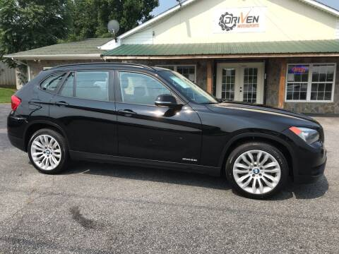2014 BMW X1 for sale at Driven Pre-Owned in Lenoir NC