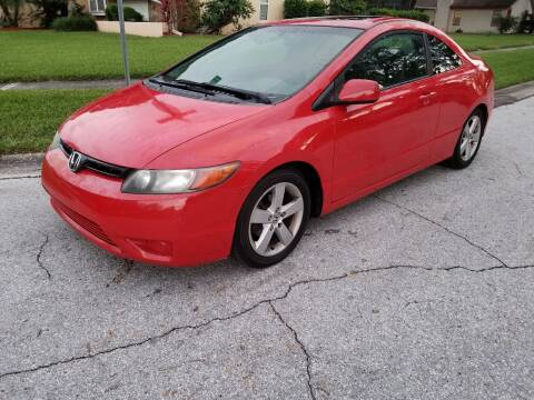 2007 Honda Civic for sale at Low Price Auto Sales LLC in Palm Harbor FL