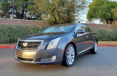 2017 Cadillac XTS for sale at International Auto Sales in Garland TX