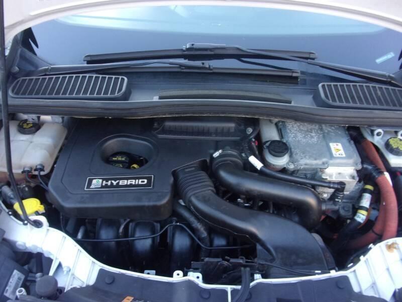 2013 Ford C-MAX Hybrid SE 4dr Wagon - Lanham MD