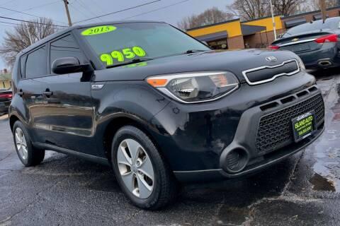 2015 Kia Soul for sale at Island Auto in Grand Island NE
