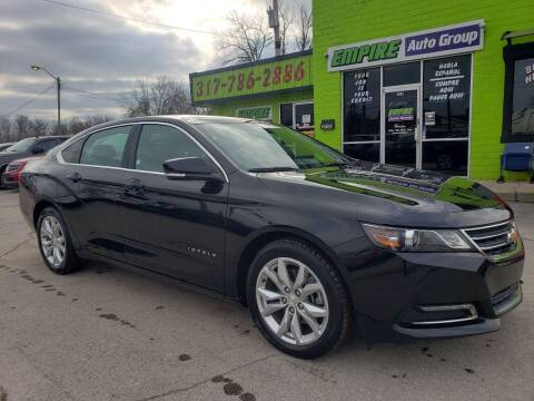 2020 Chevrolet Impala for sale at Empire Auto Group in Indianapolis IN