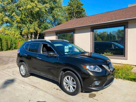2016 Nissan Rogue for sale at VITALIYS AUTO SALES in Chicopee MA