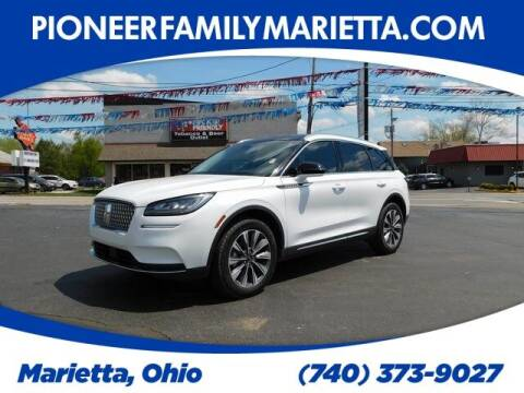 2020 Lincoln Corsair for sale at Pioneer Family preowned autos in Williamstown WV