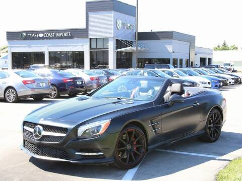 2016 Mercedes-Benz SL-Class for sale at Coast to Coast Imports in Fishers IN