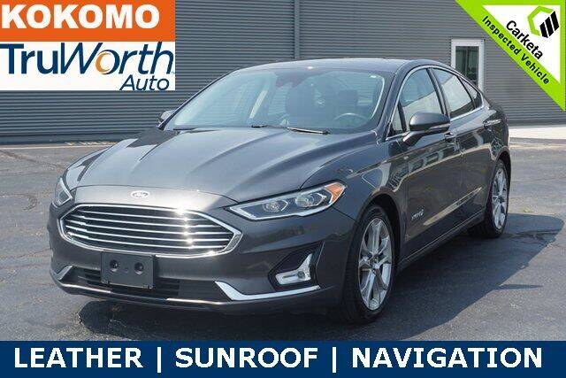 2019 Ford Fusion Hybrid for sale in Kokomo, IN