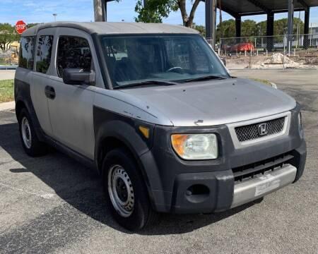 2004 Honda Element for sale at Cobalt Cars in Atlanta GA