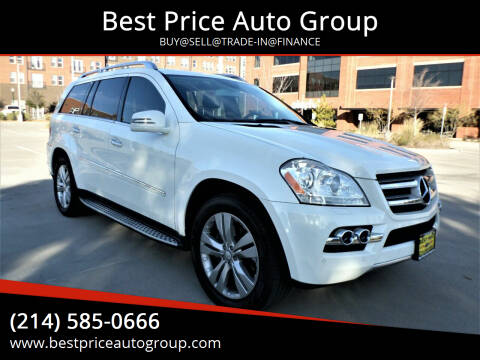 2011 Mercedes-Benz GL-Class for sale at Best Price Auto Group in Mckinney TX