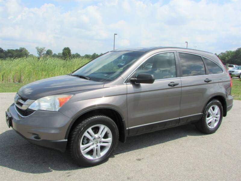 2010 Honda CR-V for sale at 42 Automotive in Delaware OH