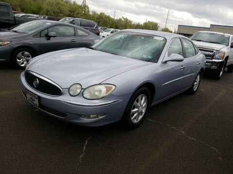 2006 Buick LaCrosse for sale at Angelo's Auto Sales in Lowellville OH