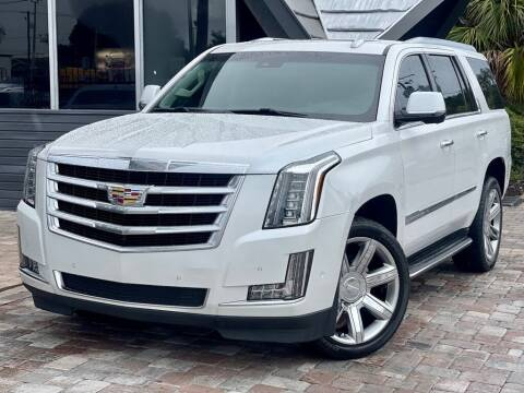 2017 Cadillac Escalade for sale at Unique Motors of Tampa in Tampa FL
