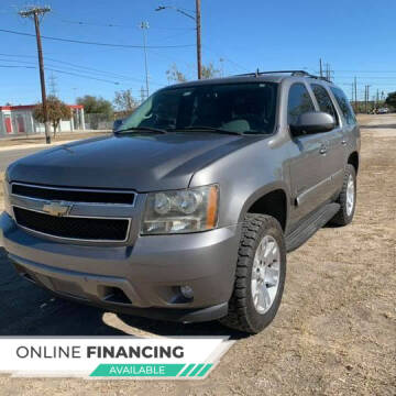 2007 Chevrolet Tahoe for sale at H & H AUTO SALES in San Antonio TX