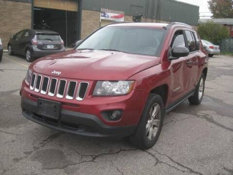 2014 Jeep Compass for sale at ELITE AUTOMOTIVE in Euclid OH