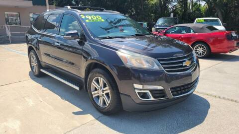 2016 Chevrolet Traverse for sale at Dunn-Rite Auto Group in Longwood FL