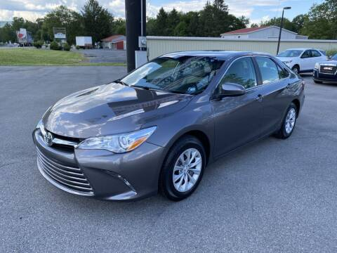 2015 Toyota Camry for sale at Alexandria Auto Mart LLC in Alexandria PA