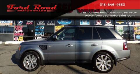 2012 Land Rover Range Rover Sport for sale at Ford Road Motor Sales in Dearborn MI