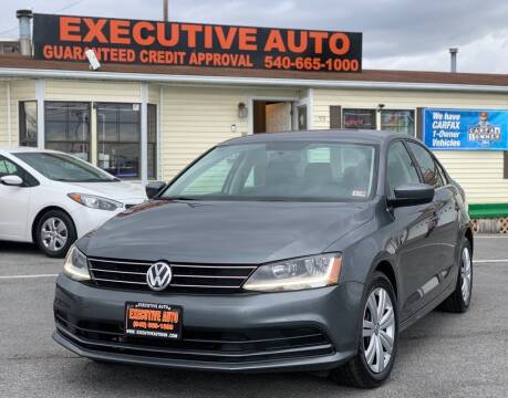 2017 Volkswagen Jetta for sale at Executive Auto in Winchester VA