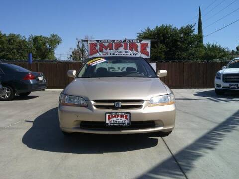 2000 Honda Accord for sale at Empire Auto Sales in Modesto CA