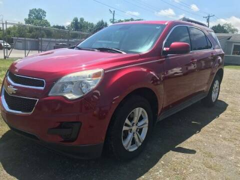 2013 Chevrolet Equinox for sale at Cutiva Cars in Gastonia NC