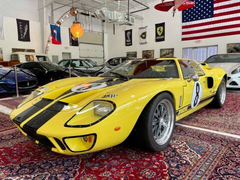 1966 Ford GT40 for sale at Cabriolet Motors in Morrisville NC