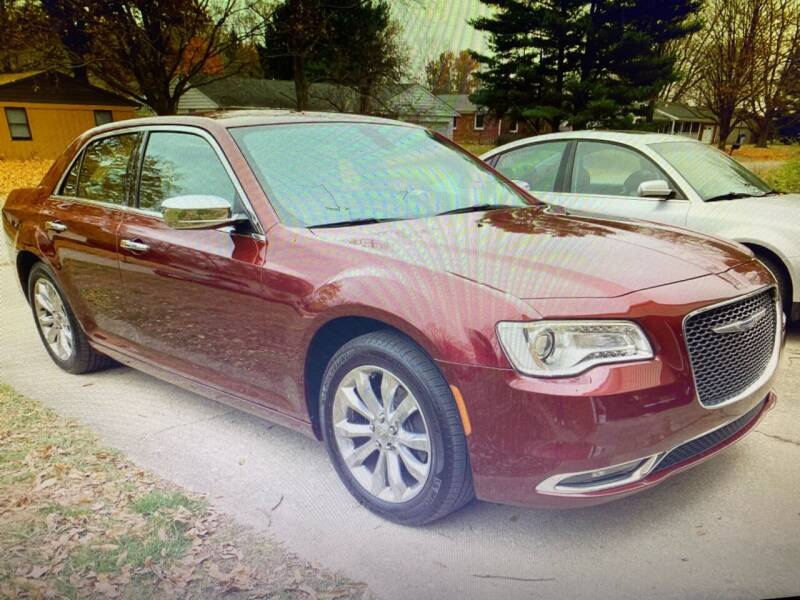 2020 Chrysler 300 for sale at Lion Auto Finance in Houston TX