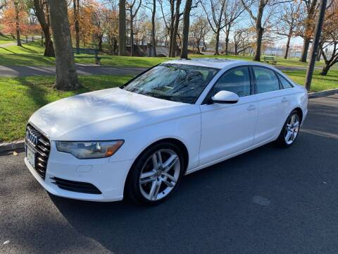2015 Audi A6 for sale at Crazy Cars Auto Sale in Jersey City NJ