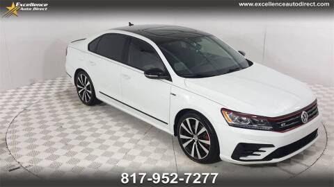 2018 Volkswagen Passat for sale at Excellence Auto Direct in Euless TX