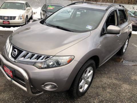 2010 Nissan Murano for sale at STATE AUTO SALES in Lodi NJ